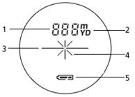 Các thông số kết quả của ống nhòm đo khoảng cách Nikon Aculon AL11