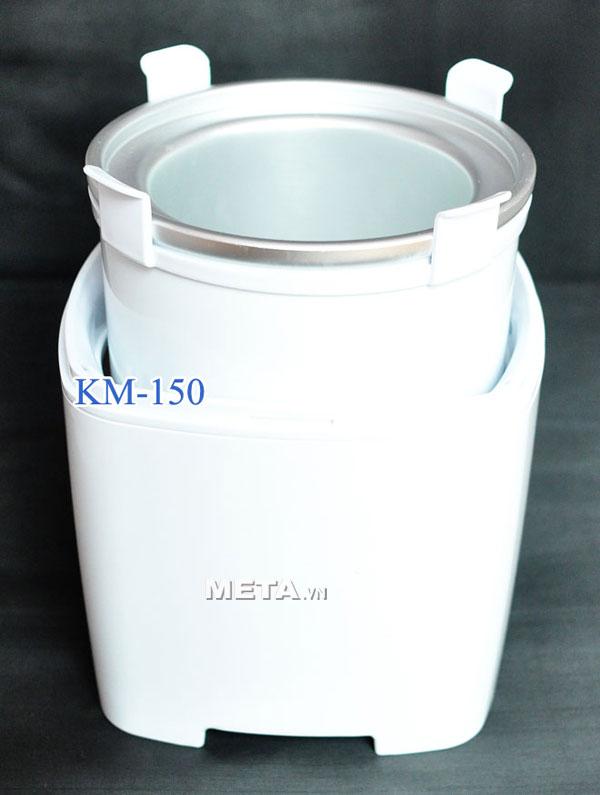 Hướng dẫn sử dụng máy làm kem Komasu KM-150