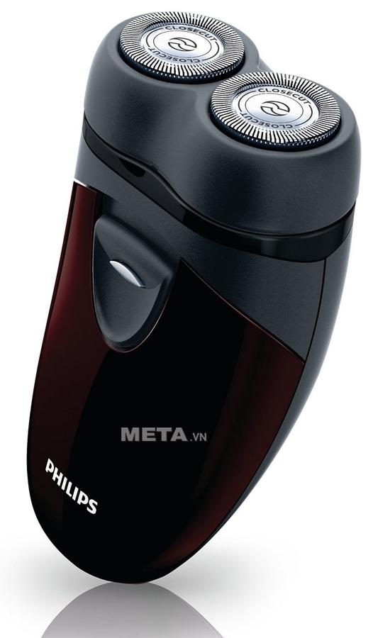 Máy cạo râu Philips PQ206 có hệ thống cạo râu CloseCut.