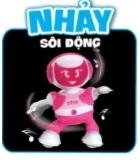 DiscoRobo kèm loa - Phiên bản mới song ngữ Anh - Việt