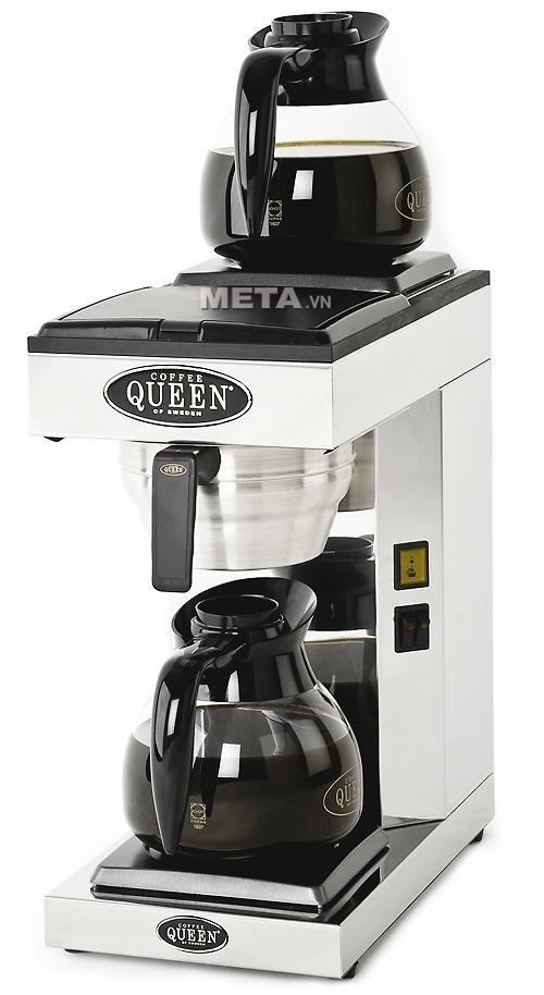 Máy lọc cà phê Queen M2 có công suất lọc 15 lít cà phê/giờ.