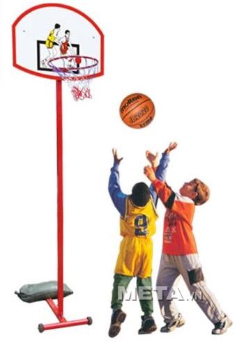 Trụ bóng rổ thiếu niên 801810 dùng để luyện tập