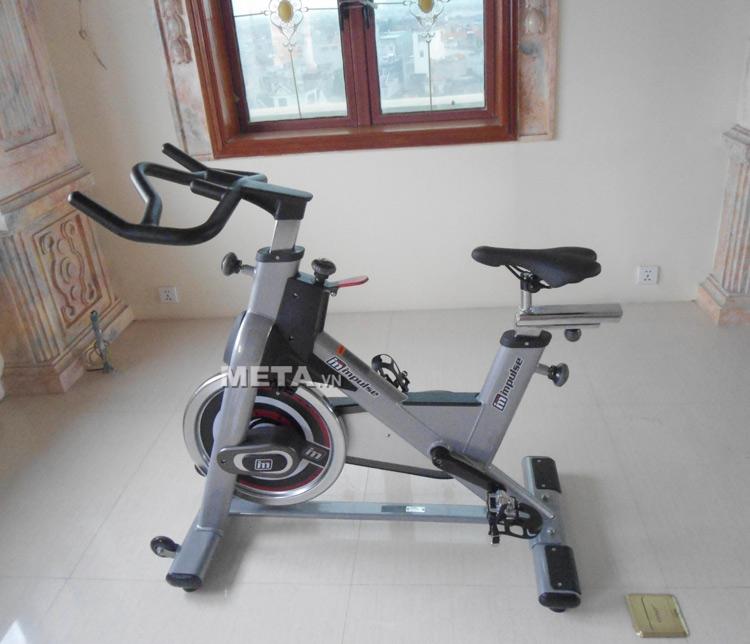 Xe đạp Impulse PS300 được lắp đặt tại phòng Gym Hải phòng do khách hàng gửi về.