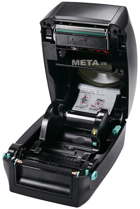 Cấu tạo bên trong của máy in tem nhãn Godex RT860i