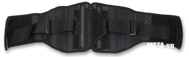Đai cố định lưng Bonbone Pro Hard Slim có 6 miếng đệm linh động  đảm bảo vừa vặn và thoải mái cho bụng và eo