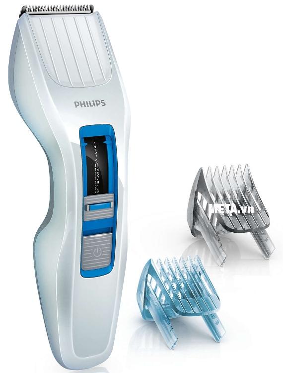 Tông đơ cắt tóc Philips HC3426 có màu sắc trang nhã, dùng cho gia đình.