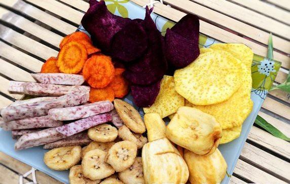 Quá trình sấy khô thực phẩm