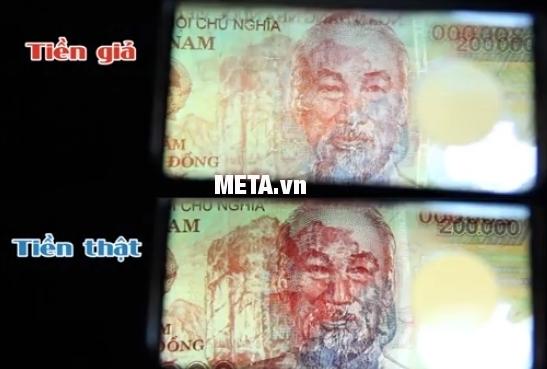 Máy kiểm tra tiền giả UV, MG Silicon MC-181 phát hiện tiền giả nhanh chóng và chính xác.