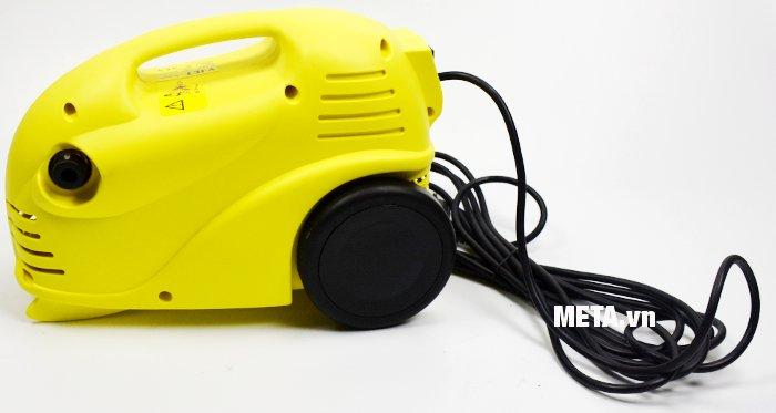 Bạn có thể tự rửa xe ô tô, xe máy tại nhà với máy rửa xe V-JET VJ 100