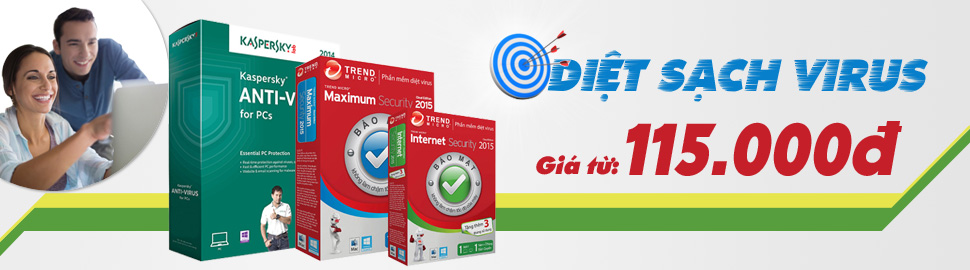 Phan mem diet virus cho may tinh
