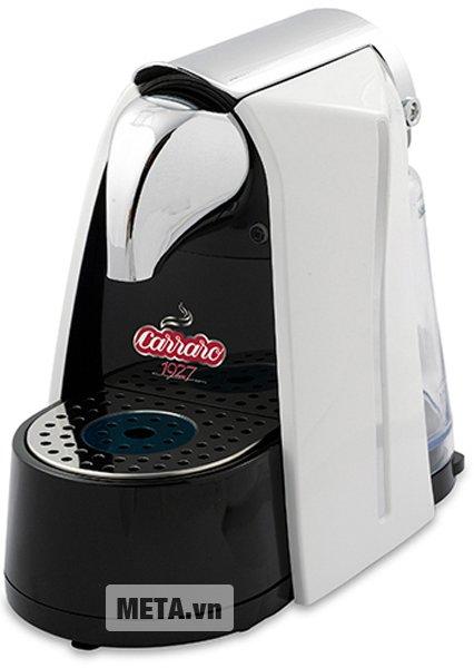 Máy pha cà phê viên nén Carraro tiện dụng cho hương vị tuyệt vời