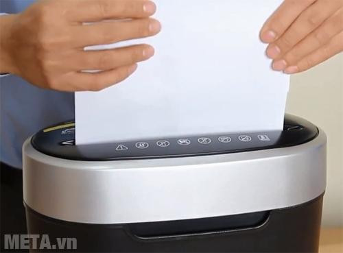 Máy Silicon PS-508M giúp bạn hủy tài liệu một cách tự động