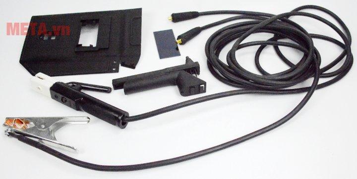 Máy hàn inverter Btec MMA 200I đầy đủ phụ kiện
