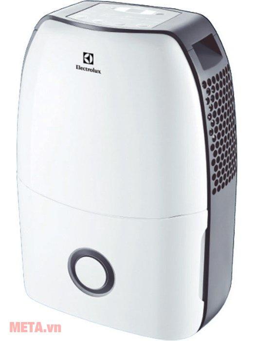 Máy hút ẩm Electrolux EDH12SDAW thiết kế dạng khối vững chắc và rất sang trọng