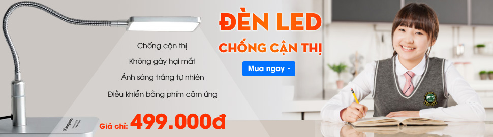 Den Led chong can thi