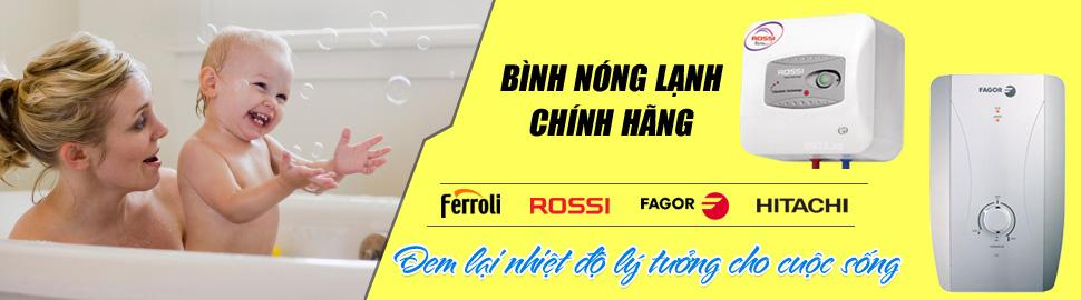 Binh nong lanh chinh hang Dem lai nhiet do ly tuong cho cuoc song