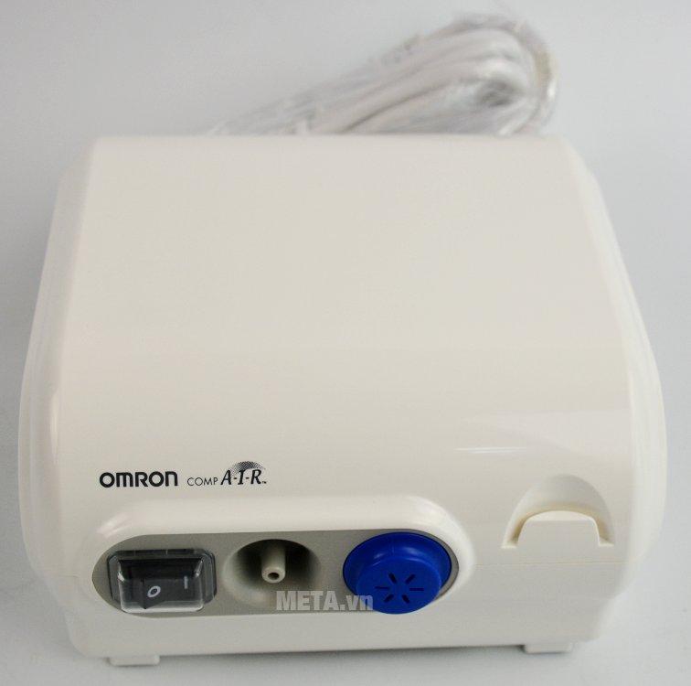 Máy xông mũi họng Omron NE-C28 an toàn và dễ sử dụng
