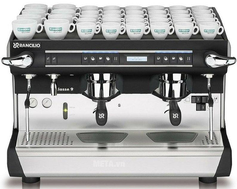 Máy pha cà phê Rancilio Classe 9 USB - 2 Groups xuất xứ từ Italy