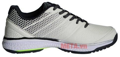 Giày tennis Nexgen NX16190 được làm từ chất liệu da PU tổng hợp