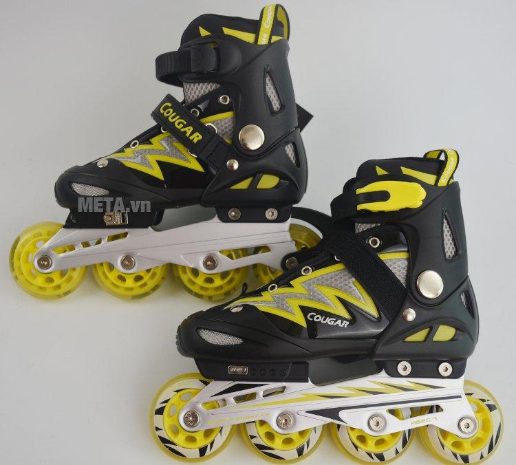 Giầy trượt patin Cougar 835L cho bạn trải nghiệm cảm giác tuyệt vời khi sử dụng