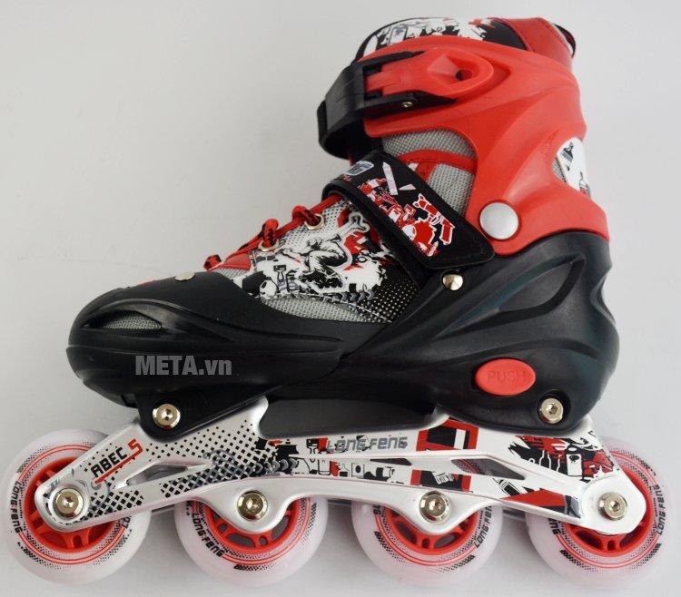 Hình ảnh giầy trượt Patin Long Feng 906