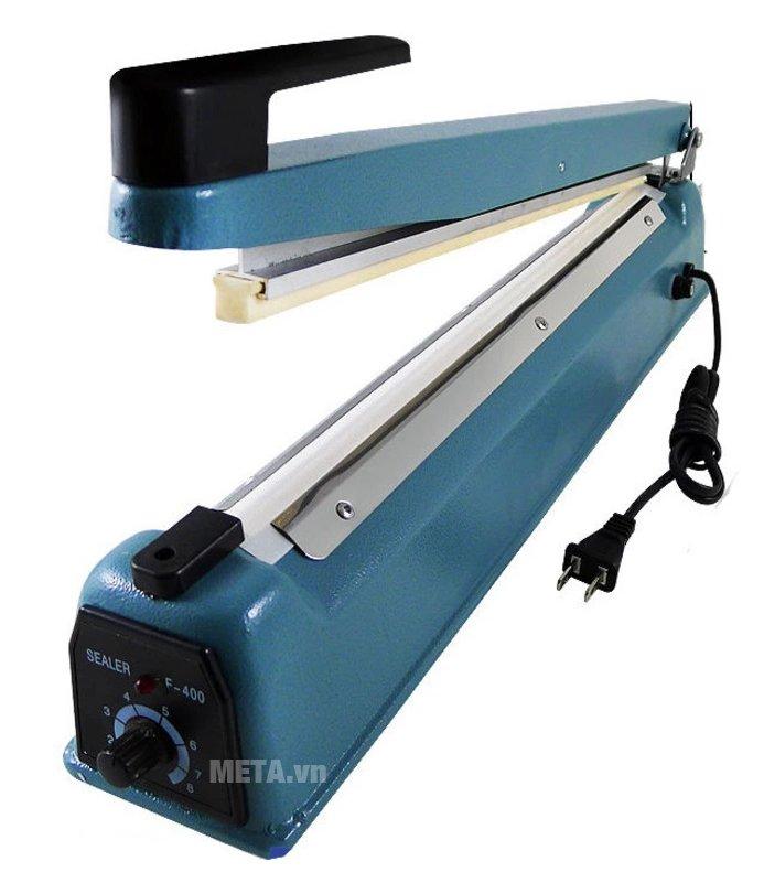 Máy hàn túi nilon dập tay Impulse Sealer PFS-300 có thiết kế tiện lợi
