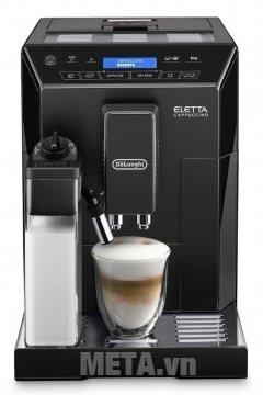 Máy pha cà phê tự động Delonghi ECAM44.660.B có thiết kế cao cấp