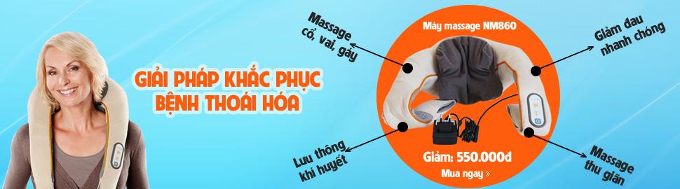 Giai phap khac phuc benh thoai hoa dot song co vai gay