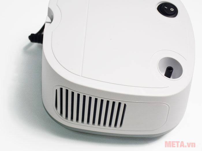 Máy xông mũi họng Philips Essence phần đế chống trượt