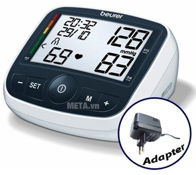 Máy đo huyết áp bắp tay Beurer BM40 dễ dàng sử dụng