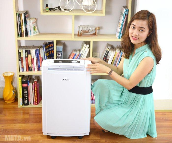 Máy hút ẩm Aikyo AD 25EU có thiết kế sang trọng