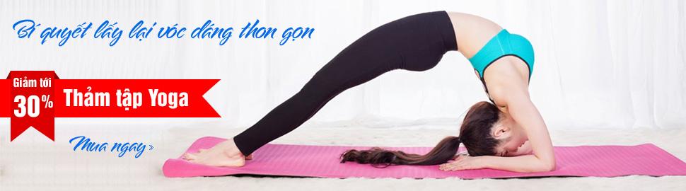 Tham tap yoga gia tot nhat