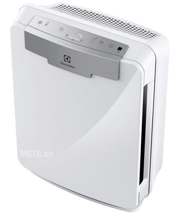 Máy lọc không khí Electrolux EAC415 có màu trắng đẹp phù hợp với không gian nội thất nhà bạn.