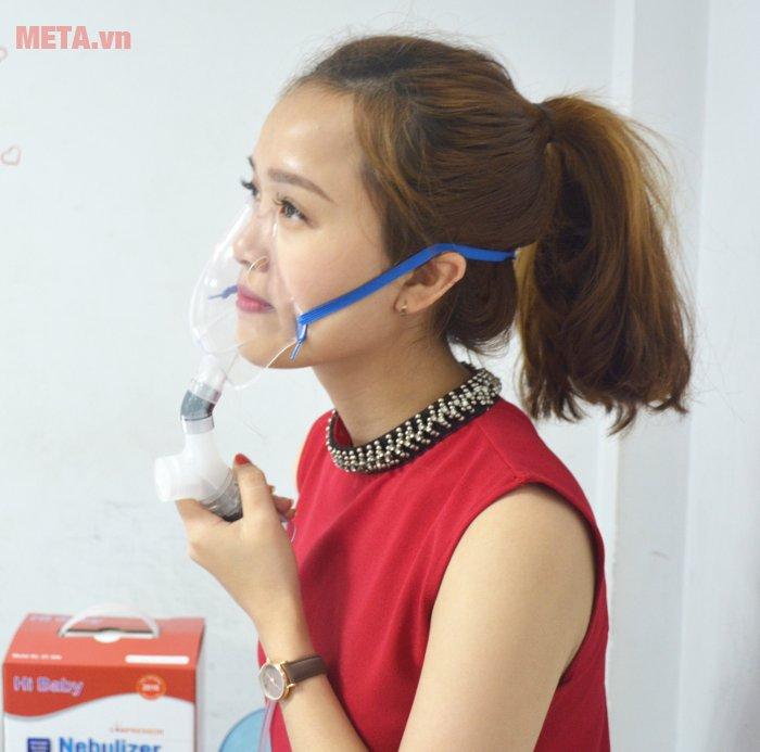 Máy xông hút mũi 2 trong 1 Dotha Health Care giúp điều trị hiệu quả