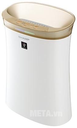 Máy lọc không khí Sharp FP-G50E-W khử khuẩn khử mùi triệt để