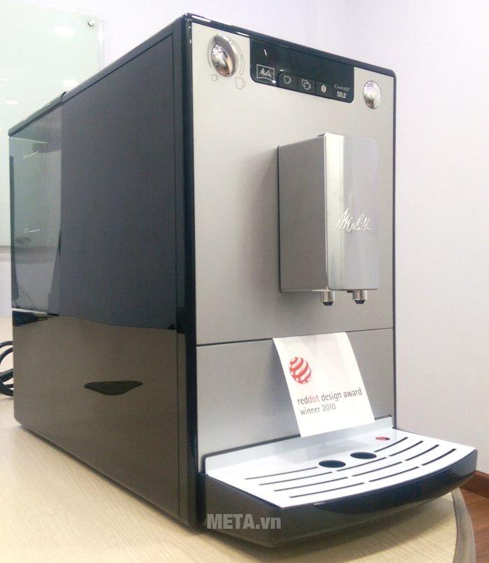Máy pha cà phê Melitta Caffeo Solo hoạt động bền bỉ theo thời gian