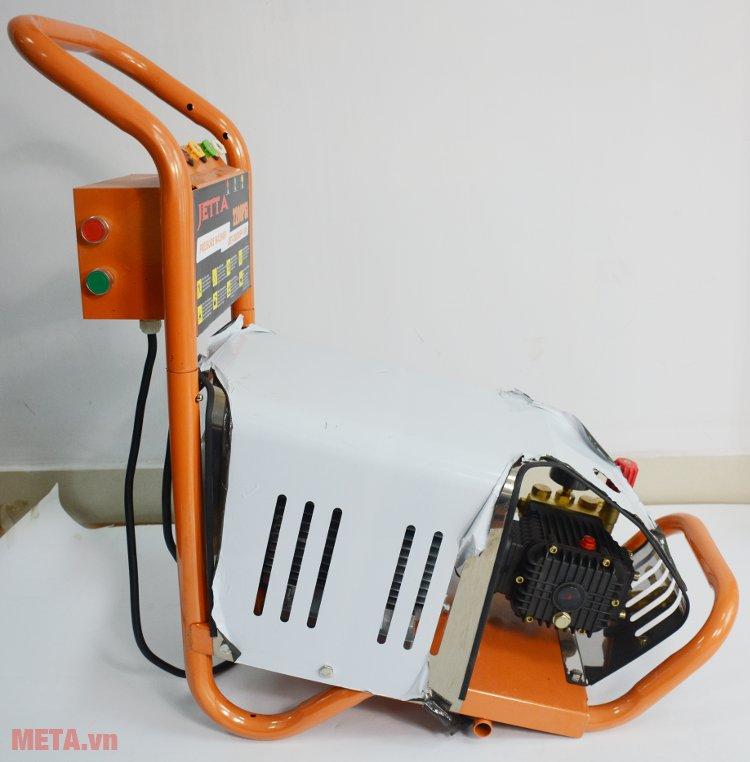 Máy rửa xe cao áp Jetta 150-3.0S4 (JET3000P-150) có nắp che bằng inox 304