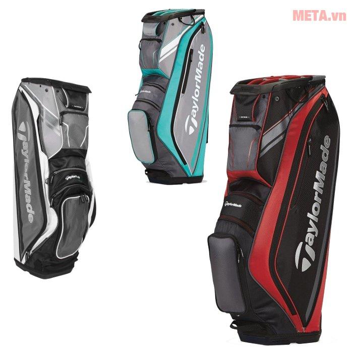 Hình ảnh túi của bộ gậy golf TaylorMade Fullset AERO Burner Steel