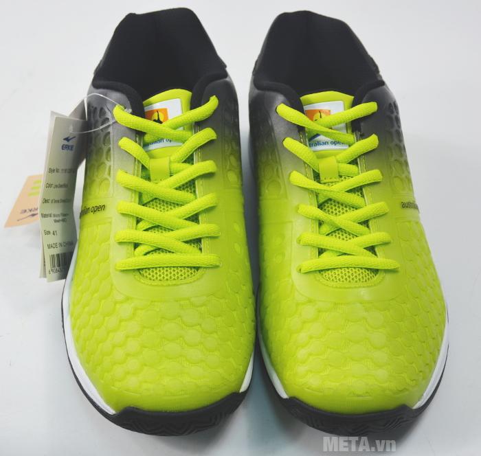 Giày tennis ERKE 2091 có đế cao su nhẹ và bền