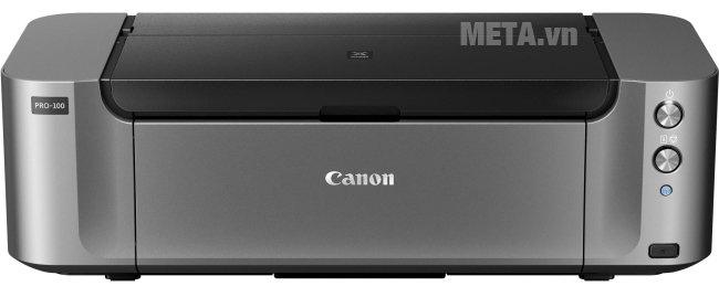 Máy in phun màu Canon PIXMA PRO-10 có khả năng kết nối mạng không dây Wifi