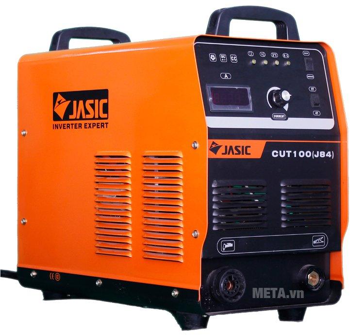Máy cắt kim loại Plasma Jasic CUT-100 (J84) có màn hình hiển thị dòng cắt