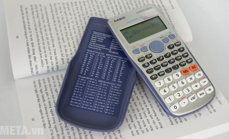 Máy tính bỏ túi Casio FX-570VN Plus có thể thực hiện nhiều phép tính cùng lúc