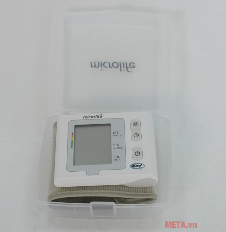 Microlife BP W2-Slim-Wrist có thiết kế tao nhã