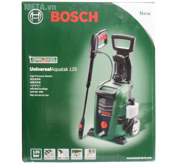 Hộp đựng của máy phun xịt rửa áp lực cao Bosch Universal AQT 125