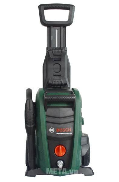 Máy phun xịt rửa áp lực cao Bosch Universal AQT 125 có trọng lượng 6,8kg