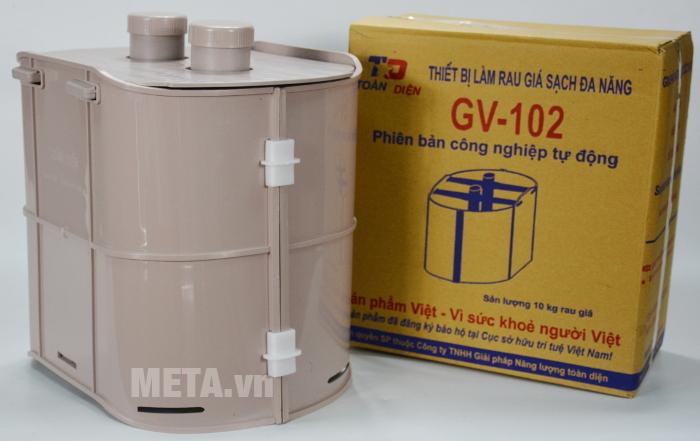 GV-102 sẽ mang đến cho bạn và gia đình những mầm giá đỗ bổ dưỡng