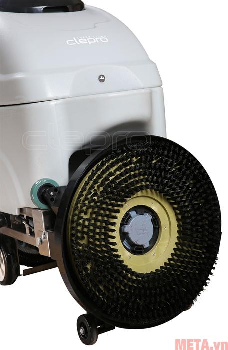 Máy chà sàn liên hợp Clepro C45E có tốc độ bàn chải cực nhanh