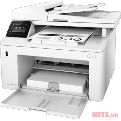 Máy in HP Laserjet MFP M227FDW hoạt động ổn định