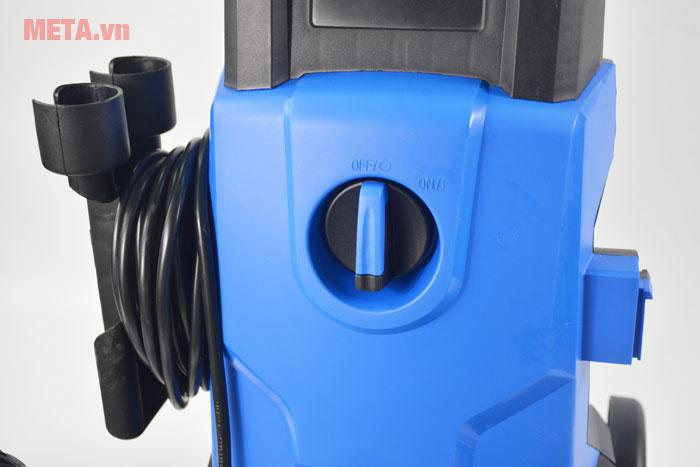 Máy phun xịt rửa cao áp New Kachi ABW có nút điều chỉnh