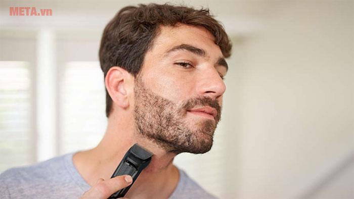 Máy cạo tỉa đa năng 6 trong 1 Philips MG3710 giúp cạo lông tiện lợi